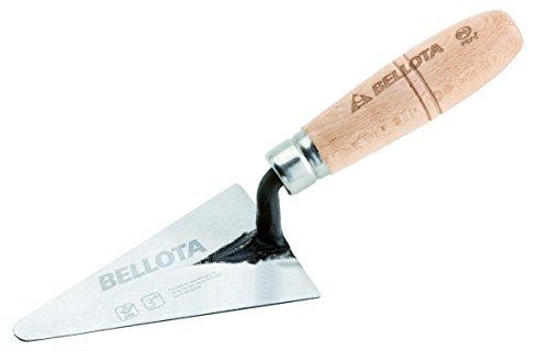 bellota 5903 paletn forjado triangular punta redondeada mango de madera de - Paletín Triangular