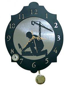 imex el zorro el zorro 11334 reloj albail 374 x 312 mm metal gris 243x300 - Relojes de Albañil