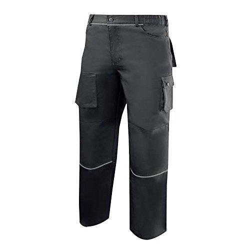 misemiya pantaln de trabajo multibolsillo uniforme laboral industrial - Pantalones Albañil